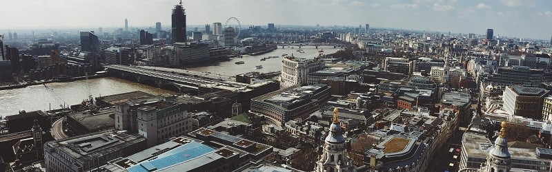 Photo of London.