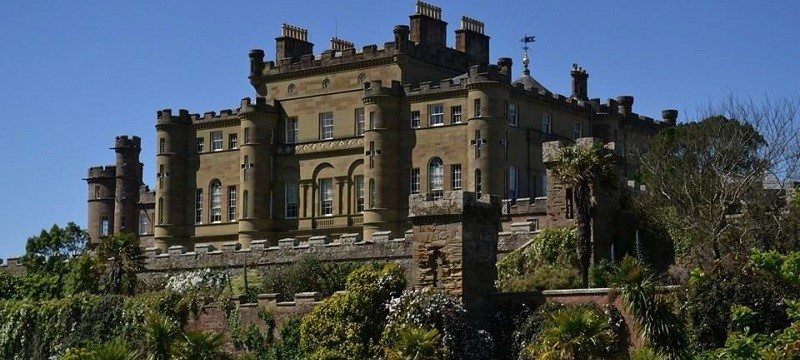 Photo of Culzean Castle.