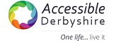 I'm proud to support Accessible Derbyshire