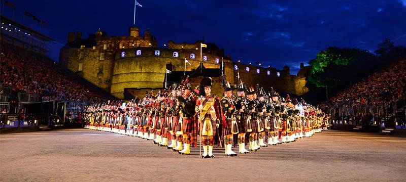 Picture: The Royal Edinburgh Military Tattoo