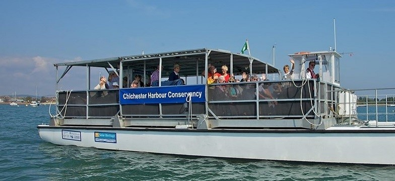 Photo of The Solar Heritage Boat Trips
