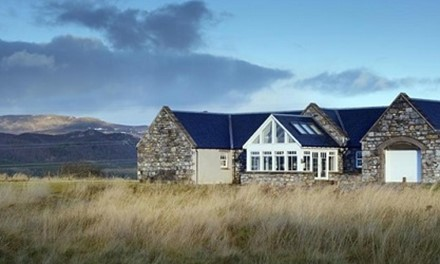 Six holiday cottages for a winter retreat