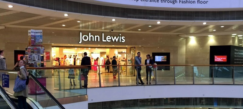 photo of John Lewis exterior.