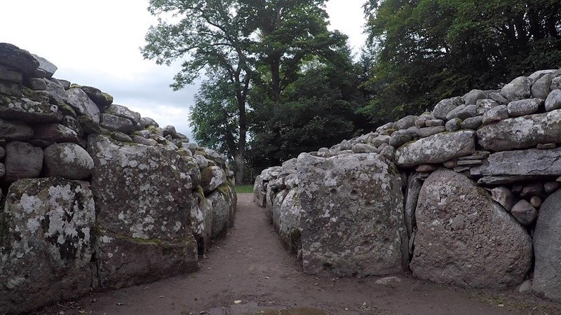 Photo of Clava Cairns.