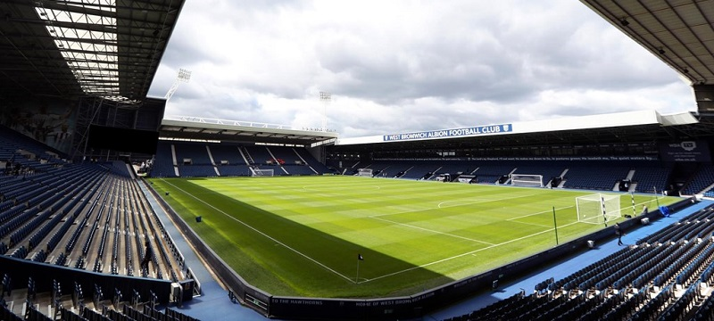 Photo of The Hawthorns.