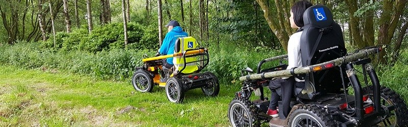 Photo of Trossachs Mobility.