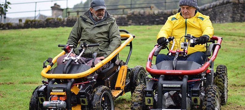 Photo of a reviewer at Trossachs Mobility.