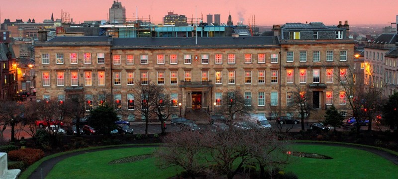 Photo of Blythswood Square Hotel.