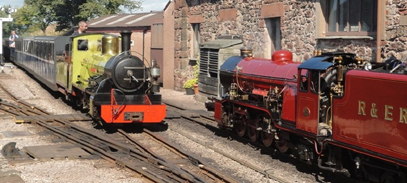 Photo of Ravenglass and Eskdale Railway.