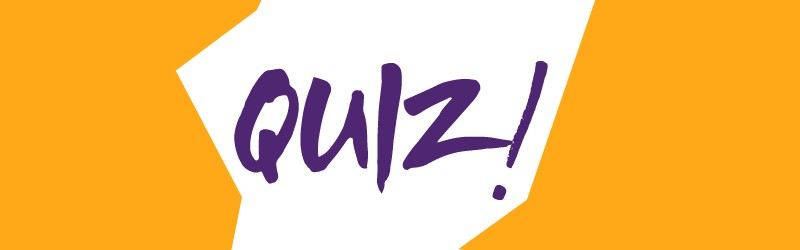 Text saying 'quiz'.