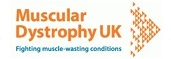 I'm proud to support Muscular Dystrophy UK