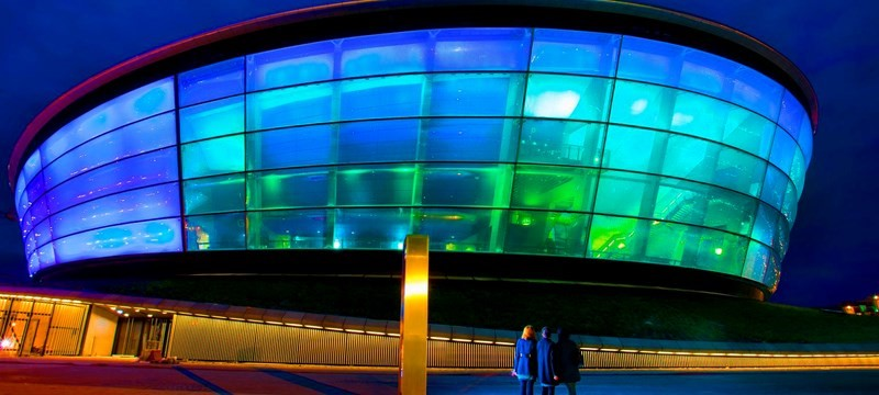 Photo of SSE Hydro.