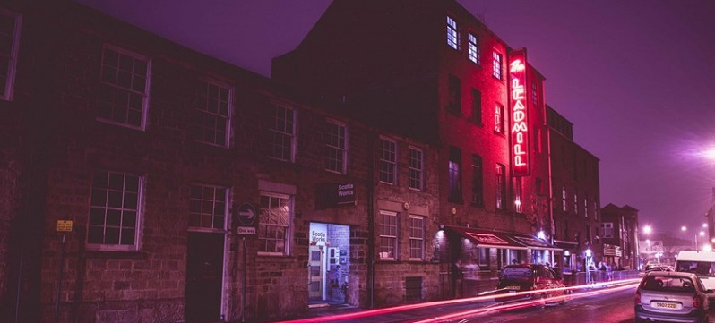 Photo of The Leadmill.