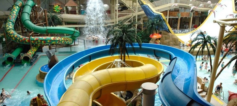 Photo of Sandcastle Water Park.