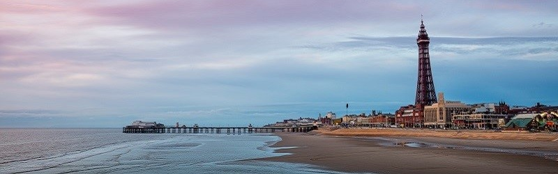 Photo of Blackpool.