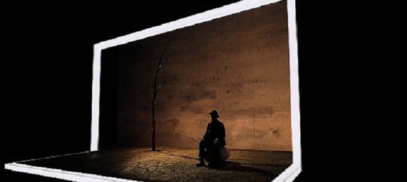 Photo of a Waiting for Godot promo pic.