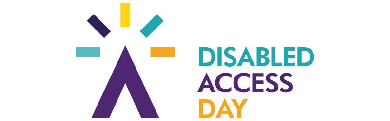 Disabled Access Day Logo.