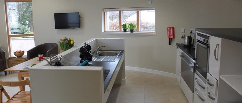 Photo of a modern kitchen in Clober Farm.