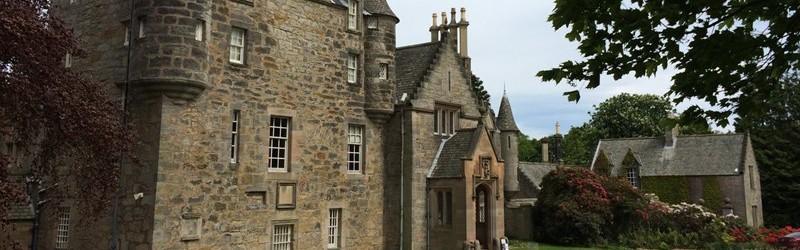 Photo of Lauriston Castle.