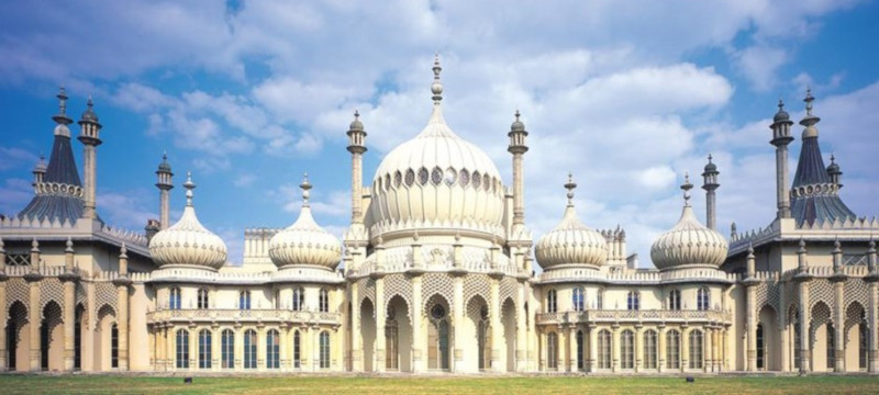 Photo of the Royal Pavilion, Brighton.