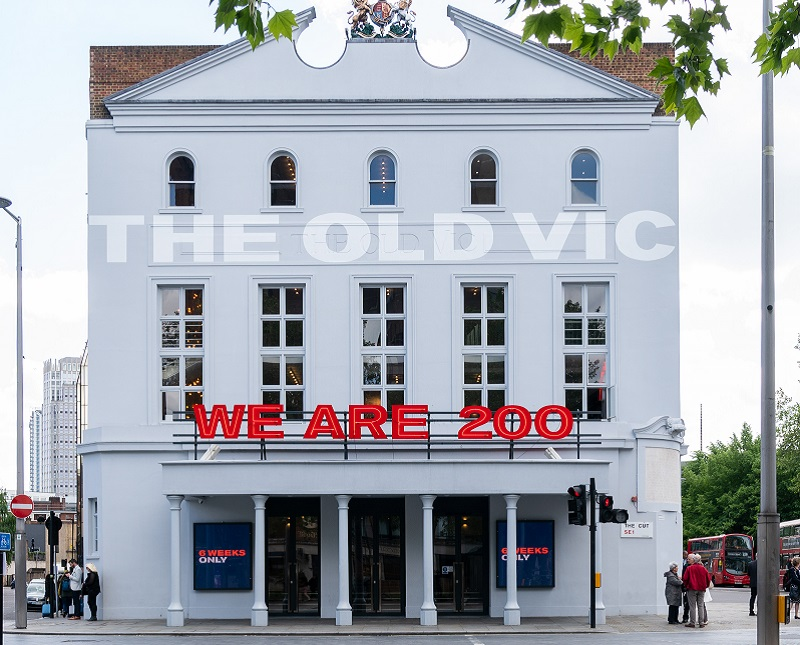 Photo of The Old Vic.