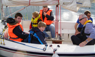 Accessible water activities in Belfast