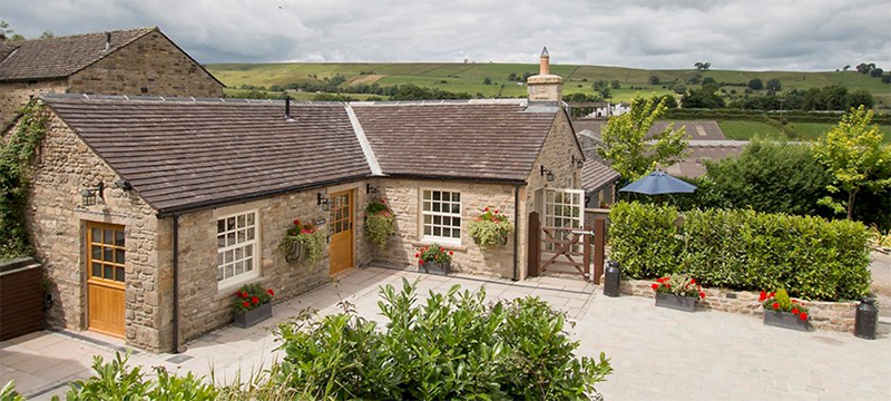 Exterior image of the Cottage in the Dales