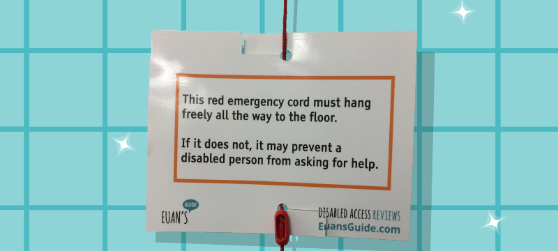 Image of a Red Cord Card
