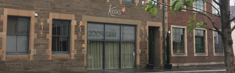 Image of the exterior of Kisa's