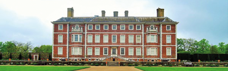 Exterior image of Ham House