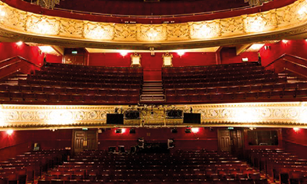 Hidden London theatres with good disabled access