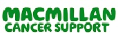 I'm proud to support Macmillan Cancer Support