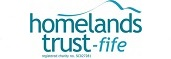 I'm proud to support Homelands Trust - Fife