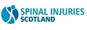 I'm proud to support Spinal Injuries Scotland