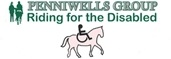 I'm proud to support Riding for the Disabled - Penniwells
