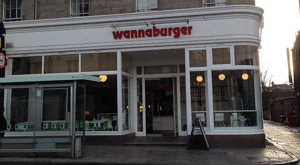 A photo of Wannaburger