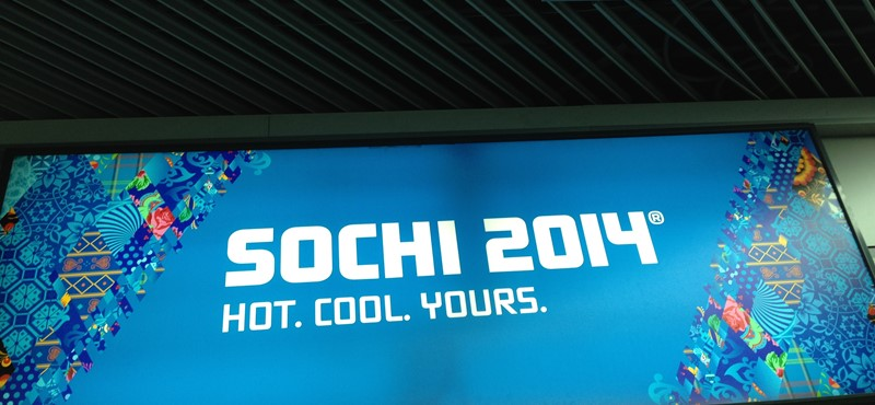 The Sochi Chronicles - Rosa Khutor article image