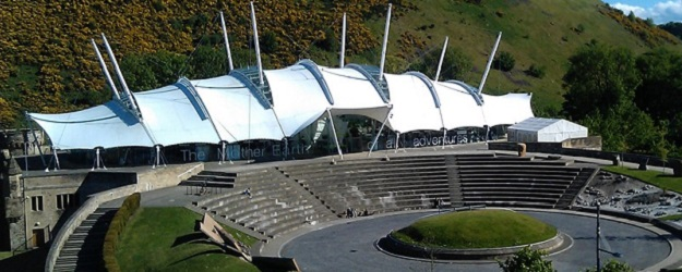 Photo of Dynamic Earth.