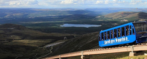 Photo of Cairngorm Train.