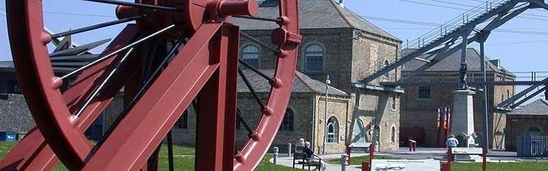 Photo of Woodhorn Museum.