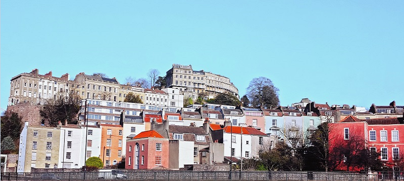 Photo of Bristol.