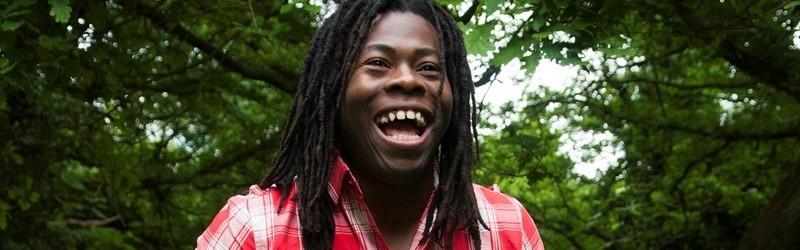 Photo of Ade Adepitan.