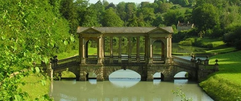 Photo of Prior Park Landscape Garden.