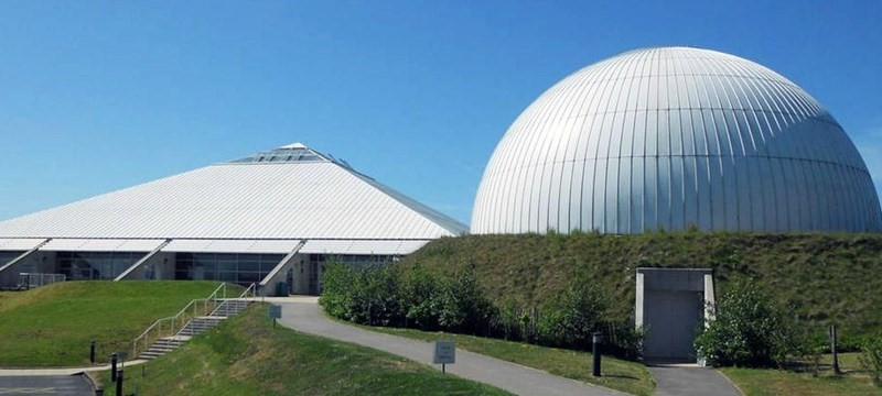 Photo of Winchester Planetarium.