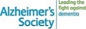 I'm proud to support Alzheimer's Society