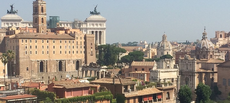 Overview of Rome.