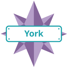 York  Explorer Badge