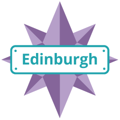 Edinburgh  Explorer Badge