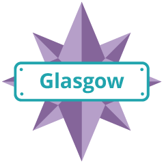 Glasgow Explorer Badge