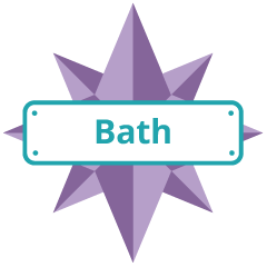 Bath Explorer Badge
